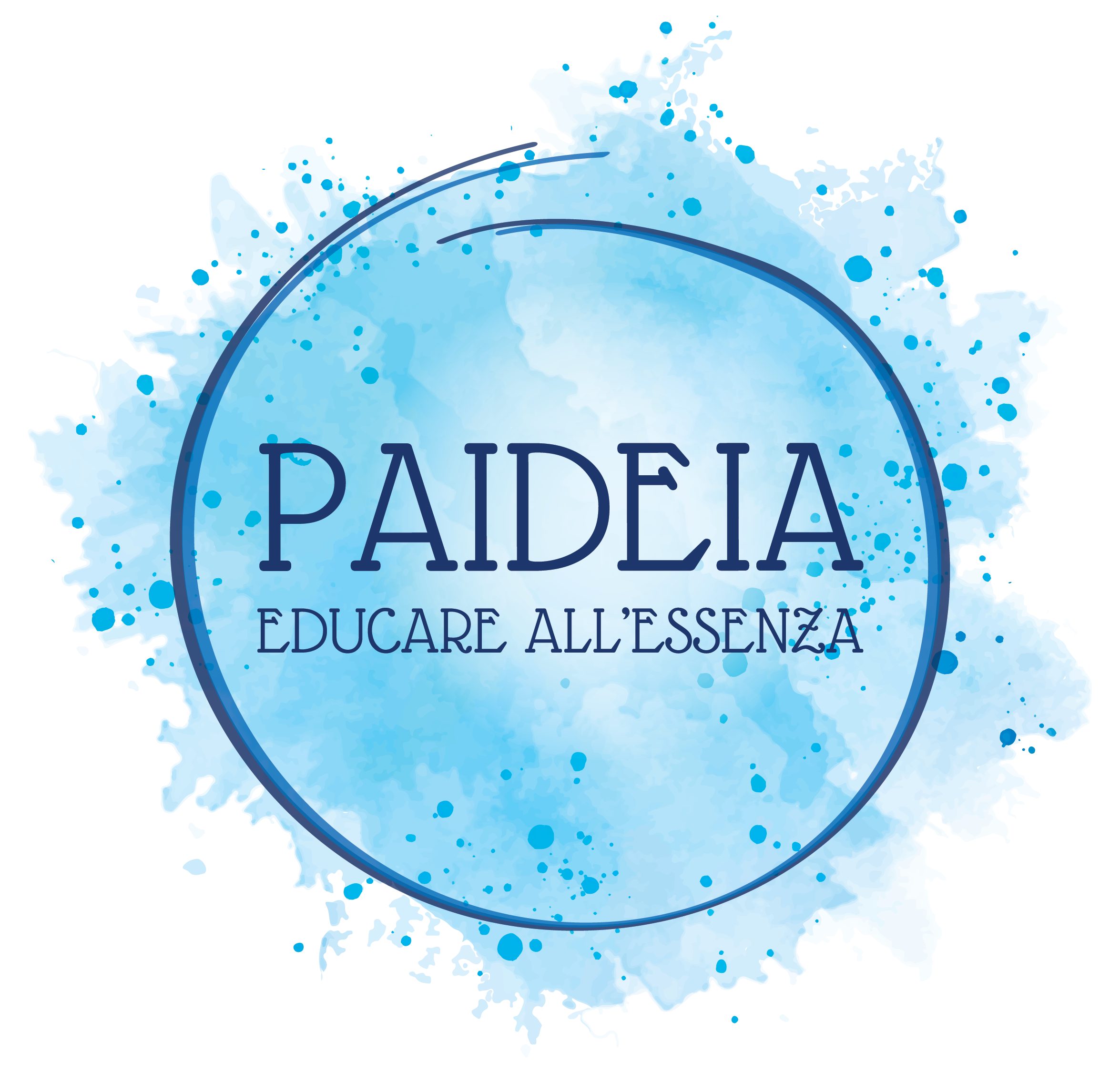Logo for Paideia